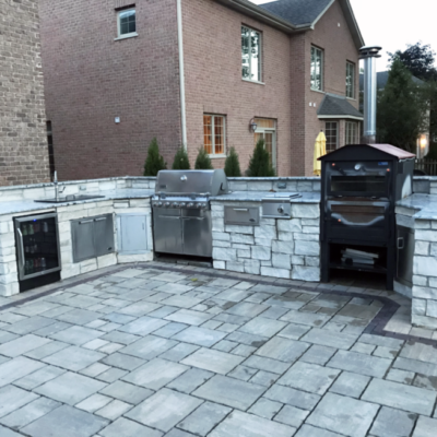 Brick Pavers Norridge IL: Custom Brick Patio and Kitchen