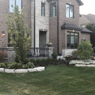 Landscaping Design Downers Grove IL